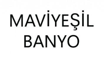 MAVİ YEŞİL BANYO