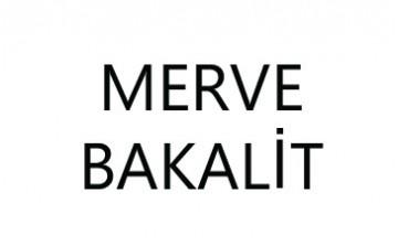 MERVE BAKALİT