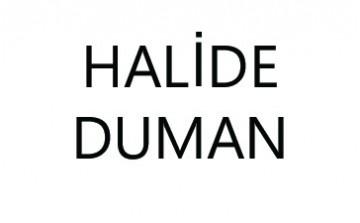 HALİDE DUMAN