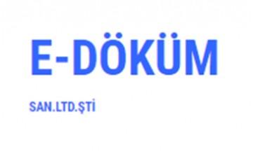 E-DÖKÜM E-TİCARET SİSTEMİ